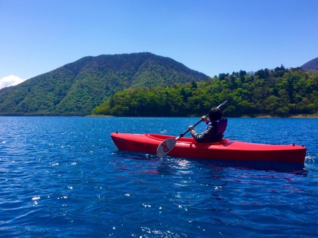 Summer activity Kayaking holidays
