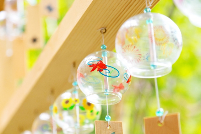 Japanese summer Furin